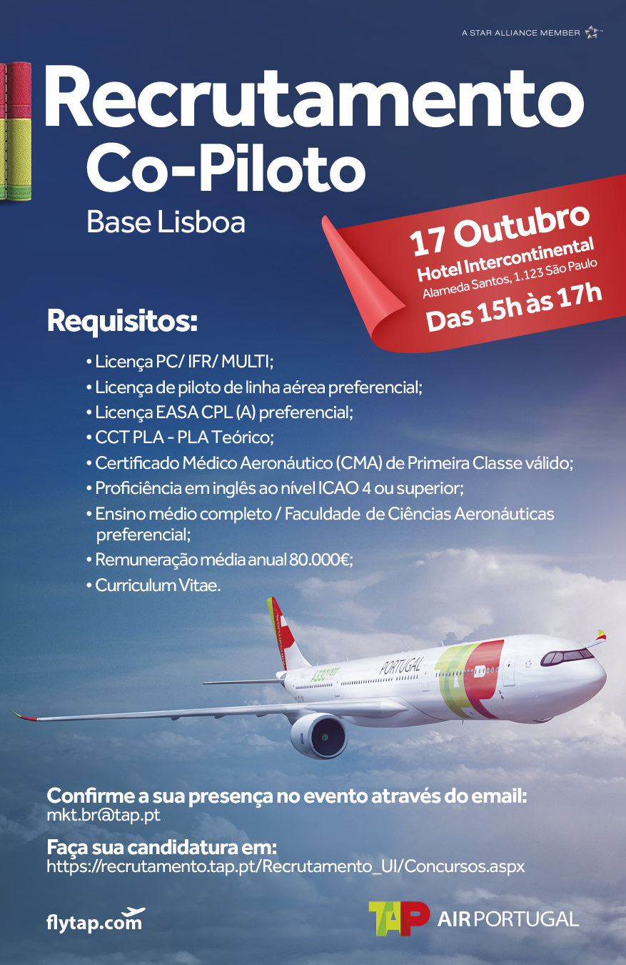 Flyer PilotOpenDay BR